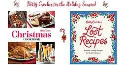 Pausitive Living: Betty Crocker for the Holidays Prize Pack Giveaway