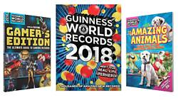 Mom and More: Guinness Worlds Giveaway