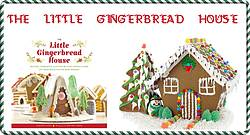 Pausitive Living: Build Your Own Little Gingerbread House Giveaway