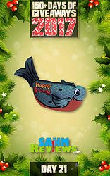 SAHM Reviews: 150+ Days of Giveaways - Day 21 - Happy Salmon Game Giveaway
