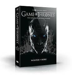 Irish Film Critic: Game of Thrones: The Complete Seventh Season on Blu-Ray Giveaway