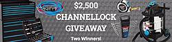 DoItBest $2500 Channellock Giveaway