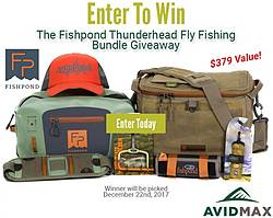 The Fishpond Thunderhead Fly Fishing Bundle Giveaway