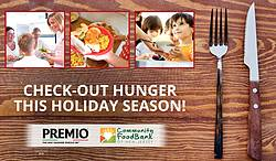 Premio Foods Check-Out Hunger Contest