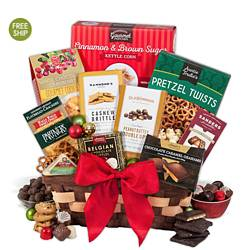Crunchy Beach Mama: Gourmet Gift Baskets Giveaway