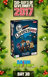 SAHM Reviews: 150+ Days of Giveaways - Day 30 - We Detectives Game Giveaway