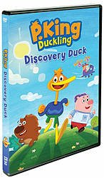Making of a Mom: P. King Duckling: Discovery Duck DVD Giveaway