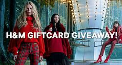 H&M Gift Card Giveaway