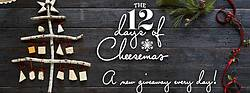 Wisconsin Cheese 12 Days of Cheesmas Giveaway