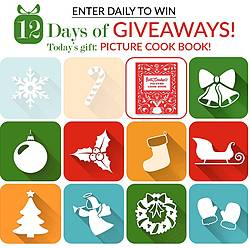 Current Catalog 12 Days of Giveaways