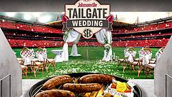 Johnsonville Tim Tebow Tailgate Wedding Contest