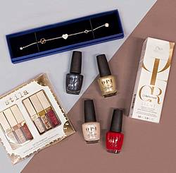 OPI Message in a Bottle Holiday Sweepstakes