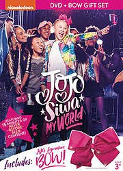 Making of a Mom: JOJO SIWA My World DVD Giveaway