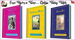 Pausitive Living: Classic Fairy Tales Set 2 Giveaway