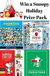 Mom and More: Snoopy Giveaway