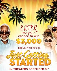 iHeartRadio Just Getting Started Sweepstakes