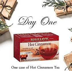 Bigelow Tea 12 Days of Giveaways