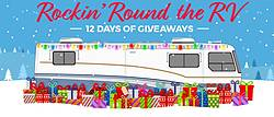 Dish 12 Days of Cheristmas Giveaways