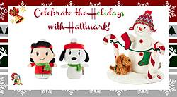 Pausitive Living: Hallmark Holiday Prize Pack Giveaway