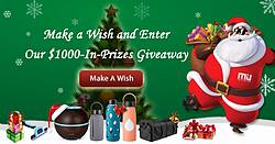 .Miucolor: $1000-in-Prizes Christmas Giveaway