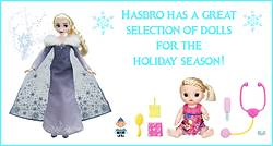 Pausitive Living: Disney Frozen Musical Elsa Doll Giveaway