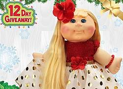 Cabbage Patch Kids Christmas Giveaways