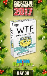 SAHM Reviews: 150+ Days of Giveaways - Day 38 - WTF (What the Fish) Game Giveaway