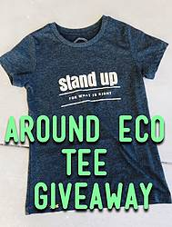 Green Chic Life: Eco-Friendly Tee Giveaway