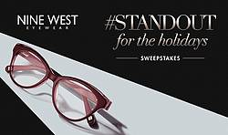 Nine West Standout for the Holidays Sweepstakes