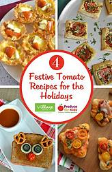 Produceforkids: Celebrate the Holidays With Village Farms Giveaway