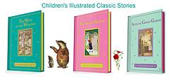 Pausitive Living: Children's Illustrated Classic Stories Prize Pack Giveaway