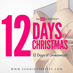 Ceomindsettees: 12 Days of Christmas Giveaway