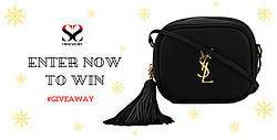 Obsessory Saint Laurent Monogram Blogger Bag Giveaway