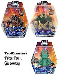 Family Focus: Trollhunters Toys Giveaway