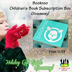 Thehomespunchics: Bookroo Children's Book Subscription Box Giveaway