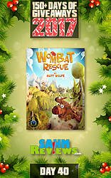 SAHM Reviews: 150+ Days of Giveaways - Day 40 - Wombat Rescue Game Giveaway
