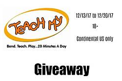 Making of a Mom: $50 Gift Card to Teach My Giveaway