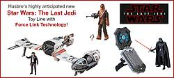 Pausitive Living: Star Wars the Last Jedi Toy Prize Pack Giveaway
