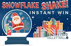 Forest City Management Snowflake Shake! Instant Win