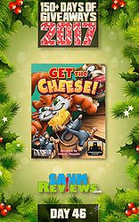 SAHM Reviews: 150+ Days of Giveaways - Day 46 - Get the Cheese Game Giveaway