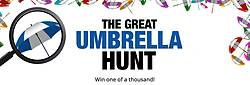 The Weather Channel Umbrella Hunt Sweepstakes