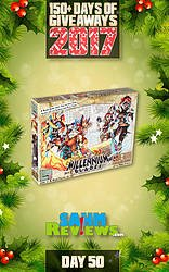SAHM Reviews: 150+ Days of Giveaways - Day 50 - Millennium Blades Game Giveaway