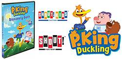 Pausitive Living: P. King Duckling: Discovery Duck DVD Giveaway