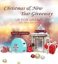$1500 Gift Card and 100pcs BESTEK Quick Charger Giveaway