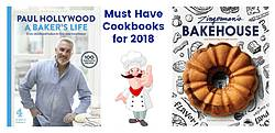 Pausitive Living: Paul Hollywood and Zingerman's Cookbook Prize Pack Giveaway