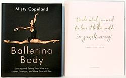 Thehomespunchics: Misty Copeland's Ballerina Body Book & Wall Print Giveaway