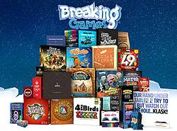 Extra TV Breaking Games Gift Basket Giveaway