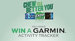 Mars Wrigley Chew to a Better You Instant Win Game