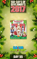 SAHM Reviews: 150+ Days of Giveaways - Day 55 - Works of Ahhh Nutcracker Ornament Paint Kit Giveaway