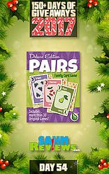 SAHM Reviews: 150+ Days of Giveaways - Day 54 - Deluxe Pairs Game Giveaway